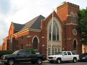 Orange Baptist Church is located at 123 Main St in Orange Va